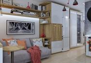 Hai căn hộ chưa đến 20m² có thiết kế thú vị với sự sắp xếp vô cùng thông minh và tinh tế
