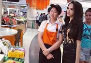 Nhiều người Thái Lan nhận ra Hoa hậu Chuyển giới Hương Giang khi cô đi mua sắm