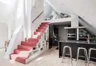 Nếu bạn nghĩ đơn giản sẽ khó tạo ấn tượng thì phải nhìn ngay những mẫu cầu thang này