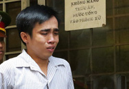 9X trộm ôtô khóc nức nở xin lỗi cha mẹ tại tòa