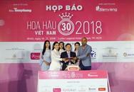 Vietjet là đơn vị vận chuyển hàng không chính thức cuộc thi Hoa hậu Việt Nam 2018