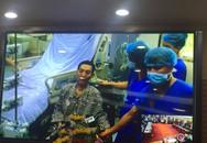Chùm ảnh đặc biệt về ca ghép phổi đầu tiên từ người cho chết não tại Việt Nam