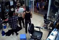 Hà Nội: Nghi án nổ súng tại quán cắt tóc khiến một người bị thương