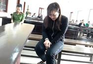 Nữ bị cáo 27 tuổi khóc ngất khi nghe tòa tuyên 13 năm tù vì tội giết người