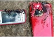 Thiếu nữ chết thảm vì điện thoại nổ tung do thói quen ai cũng mắc phải