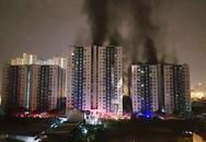 Bộ Y tế: Huy động khẩn thầy thuốc cấp cứu, điều trị nạn nhân vụ cháy 13 người chết tại chung cư Carina Plaza