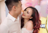 Chồng trẻ của diễn viên Hoàng Yến tổ chức sinh nhật hoành tráng cho vợ