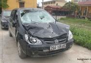 Xe ô tô của chủ tịch xã đâm học sinh tử vong rồi bỏ trốn
