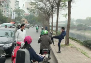 Hà Nội: Hai tài xế biến luôn thành võ sĩ MMA sau va chạm giao thông