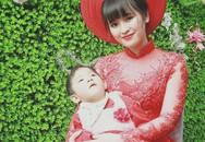 Em bé 3 tuổi suy dinh dưỡng ở Lào Cai bụ bẫm trong lễ ăn hỏi mẹ nuôi 9X