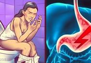 Dấu hiệu cảnh báo cơ thể không tiêu hóa thịt