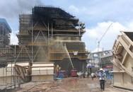 EVN thông tin về sự cố cháy lớn tại nhà máy nhiệt điện Duyên Hải 3