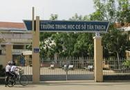 Bộ GD&ĐT chỉ đạo vụ học sinh lớp 8 bóp cổ giáo viên tại lớp