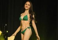 Hương Giang nóng bỏng thi Bikini ở Hoa hậu Chuyển giới Quốc tế 2018