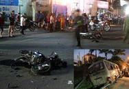 Khởi tố vụ xe khách tông 2 trẻ nhỏ tử vong
