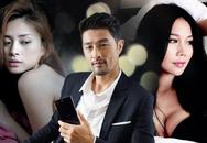 """2 """"người tình"""" của Johnny Trí Nguyễn: Giàu có, xinh đẹp nhưng vẫn cô đơn ở tuổi U40"""