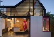 Nhà bất đối xứng - Thiết kế lý tưởng cho các gia đình trẻ