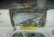 Chủ quan cắm máy sấy cả đêm, cả gia đình suýt chết thảm trong đám cháy