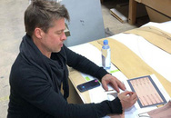 Brad Pitt tập trung vào công việc thiết kế nội thất sau khi ly hôn Angelina Jolie