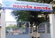 Nam sinh trường Nguyễn Khuyến viết thư tuyệt mệnh rồi nhảy lầu tự tử