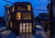 Nhà hang mà tràn ngập nắng gió ở Hà Nội