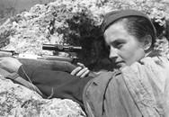 Đây chinh là nữ xạ thủ xinh đẹp chết chóc nhất thế giới khiến quân Hitler sợ khiếp vía
