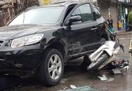 6 người nhập viện sau tai nạn liên hoàn ở Hà Nội