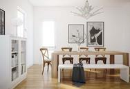 Những lời khuyên bổ ích để có một phòng ăn ấn tượng
