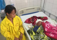Bé gái 4 tuổi đang ngủ bị bỏng nặng vì bà nội sơ suất khi nấu cơm