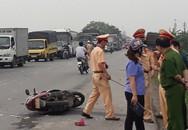Tai nạn giao thông liên hoàn: Một phụ nữ chết thảm