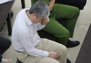 Người bị tuyên án tử trong đại án Oceanbank bật khóc ở tòa