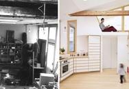 """Nhà 50m² mà rộng rãi như nhà trăm m², gia đình trẻ ở thoải mái nhờ dùng nội thất """"hộp"""""""