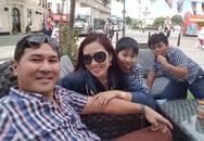 Cuộc sống hạnh phúc đáng mơ ước của Hoa khôi Thu Hương