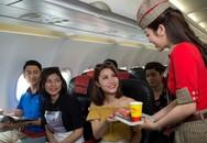 Vietjet tuyển nhiều tiếp viên phục vụ 100 đường bay quốc tế