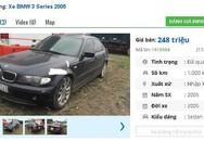 Những chiếc ô tô BMW cũ này đang rao bán tầm giá 200 triệu đồng tại Việt Nam
