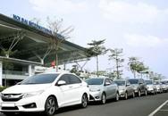 Taxi đi Nội Bài 180.000 đồng: Tung chiêu hạ giá tranh khách