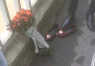 Uẩn khúc cô gái để lại bó hoa hồng nhảy cầu tự tử