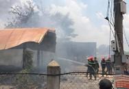 Cháy lớn ở nhà dân, nhiều tài sản trị giá nửa tỷ bị thiêu rụi