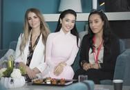 Nhã Phương được giới thiệu ở 'Góc tài năng' của LHP Cannes