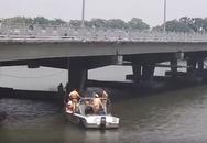 Huế: Người đàn ông ôm cháu bé lao xuống sông Hương tự tử