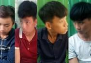 Nhóm cướp nhí thực hiện hàng loạt vụ trấn lột tài sản ở Đà Nẵng