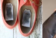 Giày đi cả tuần vẫn thơm tho nhờ bỏ vào trong vài thứ đơn giản, đâu cũng kiếm được