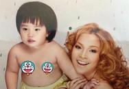 Con gái Hiền Thục - từ cô bé mũm mĩm thành thiếu nữ xinh đẹp