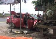 Thông tin mới nhất vụ xe ô tô bất ngờ phát nổ trong đêm