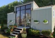 Ngôi nhà siêu nhỏ nhưng đầy đủ chức năng khiến vạn người mơ ước