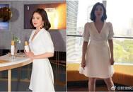 Lộ vòng eo 'bất thường', Song Hye Kyo lại bị đồn đang mang thai đứa con đầu lòng với Song Joong Ki