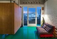 Căn hộ 56m² được cải tạo để tăng thêm view mà vẫn không làm tốn thêm diện tích