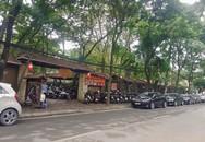 Hà Nội: Đất công viên thành nhà hàng, quán café