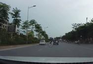 Hà Nội: Nam thanh niên thoát chết hi hữu khi bị xe tông như phim hành động