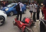 Vụ Chánh văn phòng buông lời khiếm nhã: Giờ làm việc vẫn chở người thân trên đường?